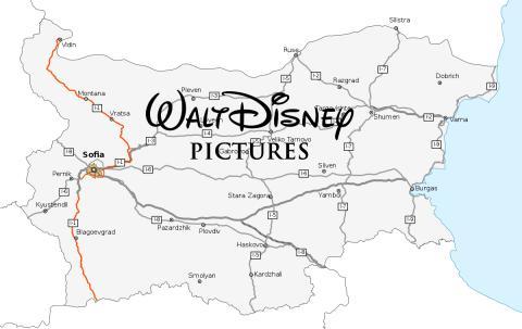 Bulgaria Disney