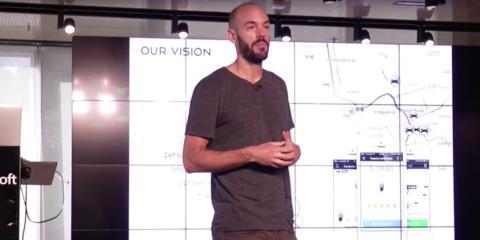Fundador de Cabify: Juan de Antonio.