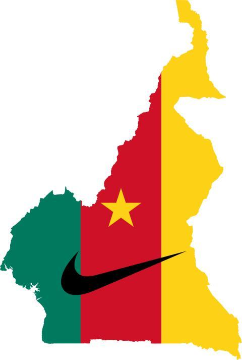 Camerún Nike