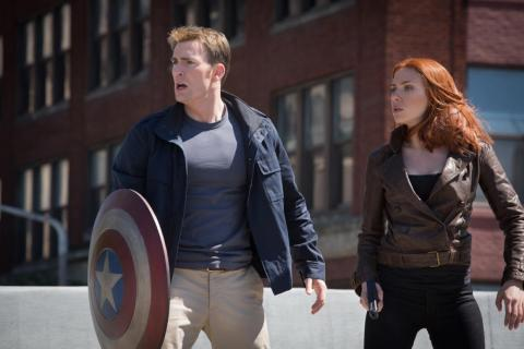 "4. ""Captain America: The Winter Soldier"" (2014)"
