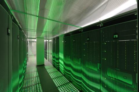 Centro de datos de SAP