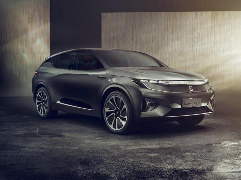Byton will sell vehicles with Level 4 autonomy by the end of 2020.