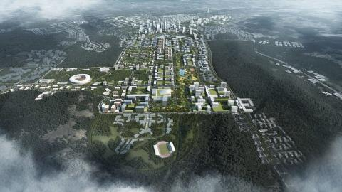 El diseño de nuevas ciudades puede ayudar a los planificadores urbanos a imaginar aquello que es posible.