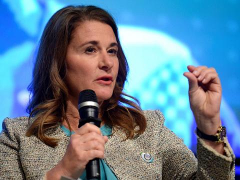No. 3: Melinda Gates