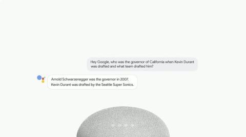 Conversaciones Asistente de Google