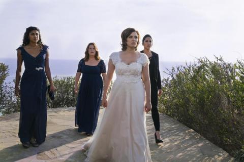 """Crazy Ex-Girlfriend"" — The CW, four seasons"