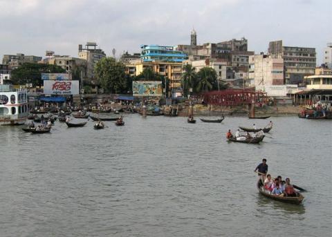 Daca, Bangladés
