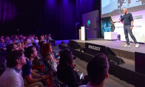digital enterprise show 2018 madrid