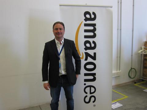 El director general de Amazon España e Italia, François Nuyts.