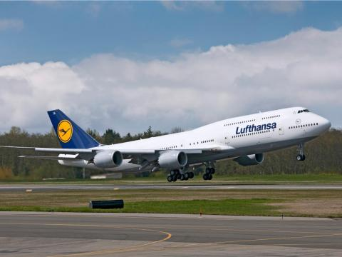 Only the Boeing 747-8 is longer, at 250 feet and two inches (although the A380 can carry many more passengers).