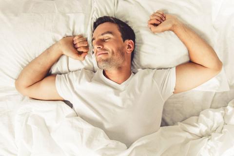 Dormir descansar bien