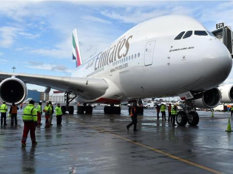 Emirates Airline has denied a report that it is considering a takeover of Etihad.