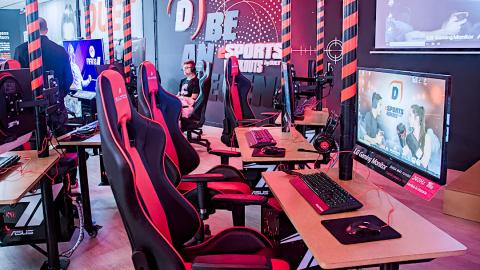 Esports Workout by Duet