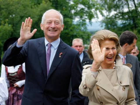 Familia real Liechtenstein