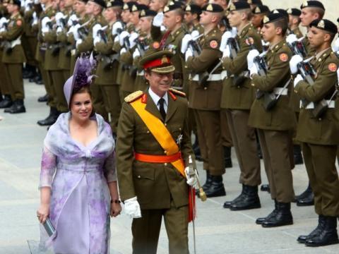Familia Real Luxemburgo