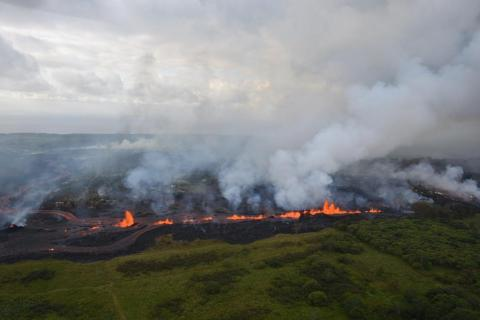 The eruption has had disastrous consequences for Hawaii's tourism-driven economy. Bookings for hotels on the Big Island have dropped around 50% since the eruptions started on May 3, according to Reuters.