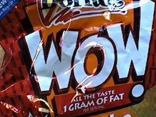 Frito Lay WOW Chips