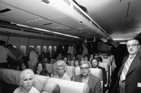 Back in the day, flying was a more formal affair. These days, we take it a lot more casually.