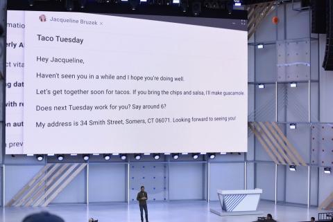 Google gmail autocompletados
