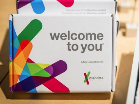 DNA-testing company 23andMe has signed a $300 million deal with a drug giant. Here's how to delete your data if that freaks you out.