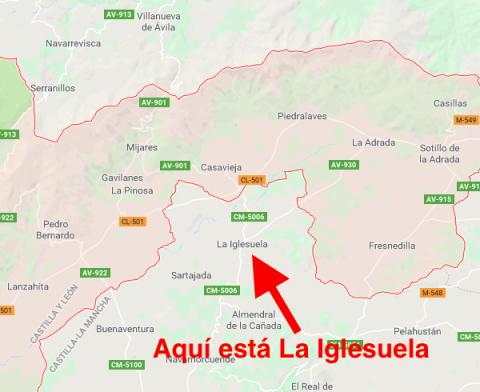 Iglesuela