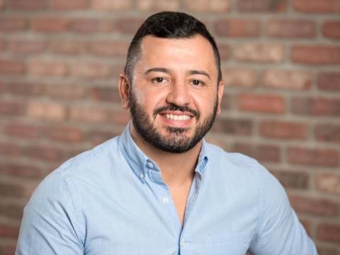 Ilir Sela es el fundador y CEO de Slice
