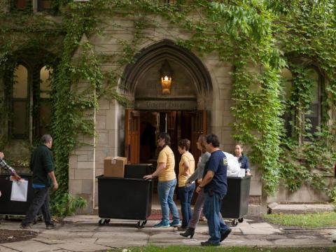 9. University of Chicago, USA — 93.2