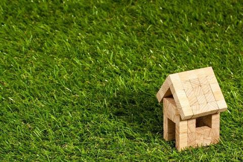Imagen ilustrativa de una casa de juguete