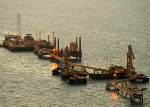 Petróleo en Iraq