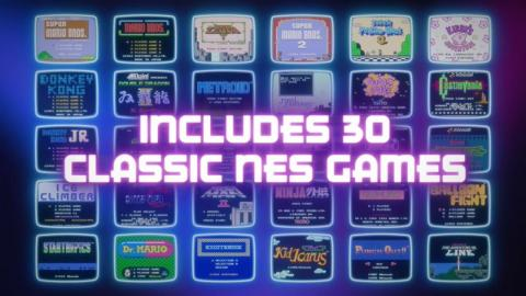 Here are all the games on the NES Classic Edition: