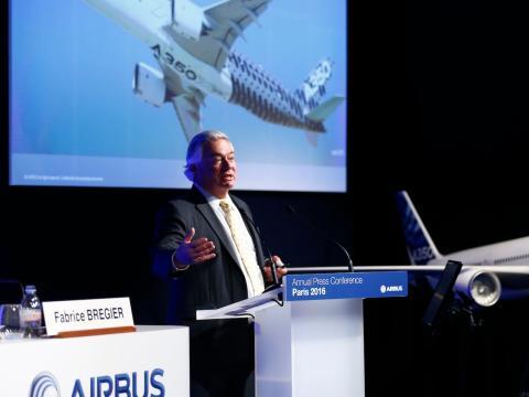 John Leahy, exjefe de ventas de Airbus