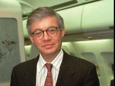 John Leahy, jefe de ventas de Airbus