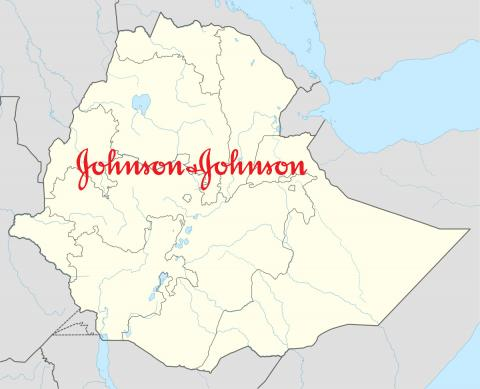 Johnson and Johnson Etiopía