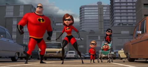 "11. ""Incredibles 2"" (2018)"