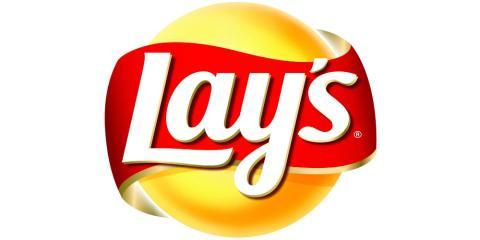 Logo de Lays.