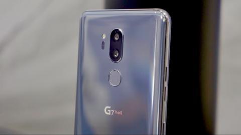 LG G7: Galería