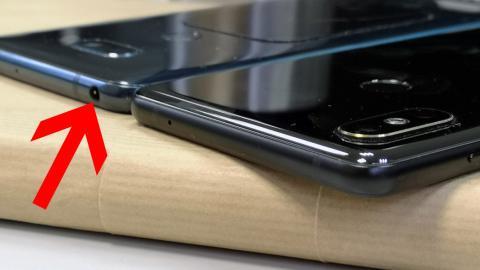 LG V30 vs Xiaomi Mi Mix 2S