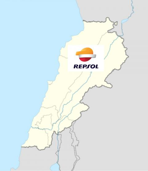Líbano Repsol