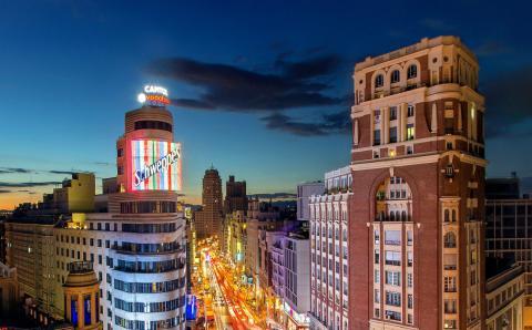 Madrid generación Z