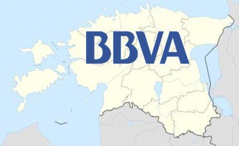 El margen bruto (ingresos) de BBVA, mayor que el PIB de Estonia