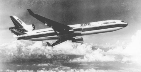 El MD-11 de McDonnell Douglas