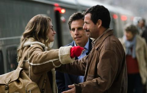 Fotograma de 'The Meyerowitz Stories (New and Selected)', una película original de Netflix.