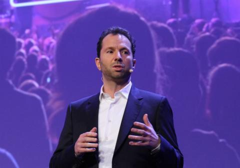 Michael Rapino, CEO de Live Nation, en 2014