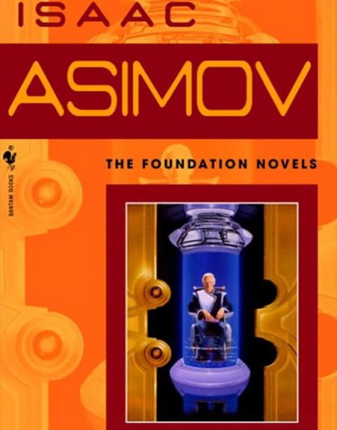 "Michio Kaku: The ""Foundation"" Trilogy by Isaac Asimov"