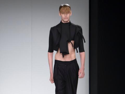 Moda - enseñar el ombligo