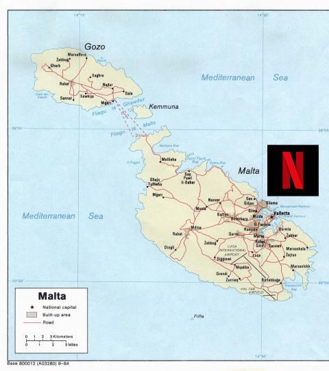 Netflix Malta