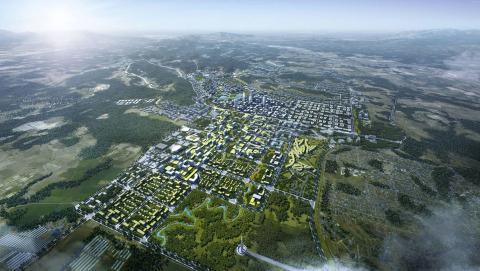 Filipinas planea construir New Clark a unos 120 kilómetrosde Manila.