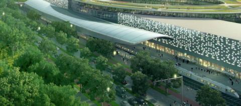 Una nueva línea ferroviaria podría reducir a la mitad el tiempo de viaje entre las dos ciudades.