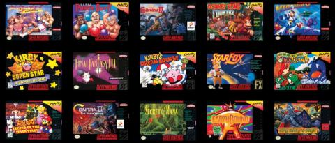 """Nintendo also sells classic games via its """"Classic Edition"""" mini consoles."""