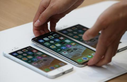 Three new iPhone models